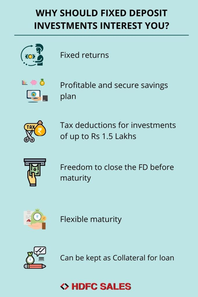 Why Invest In Fixed Deposit