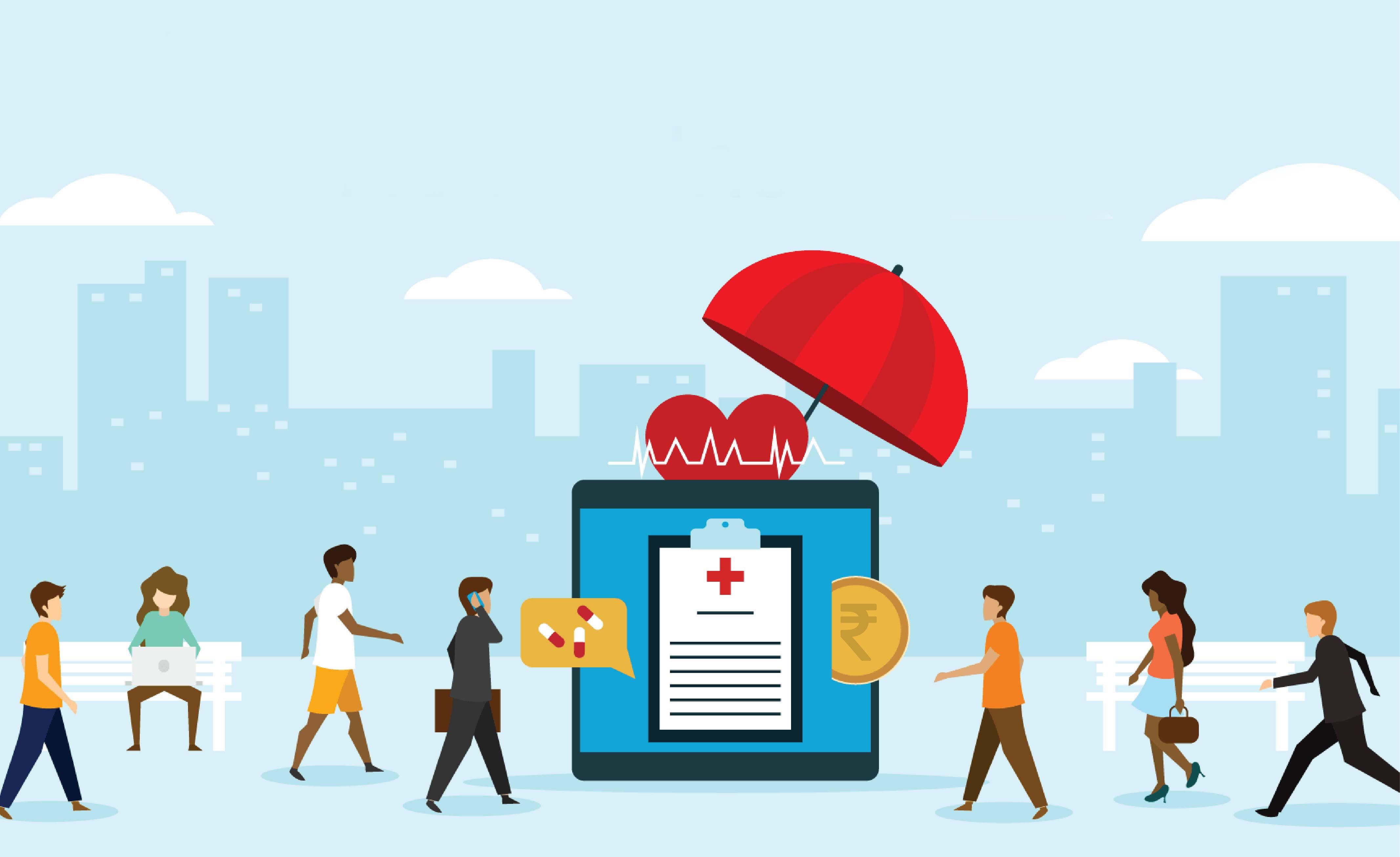 HDFC health insurance for millennials
