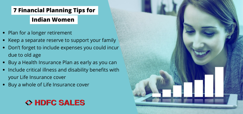 Financial Planning Tips for Women