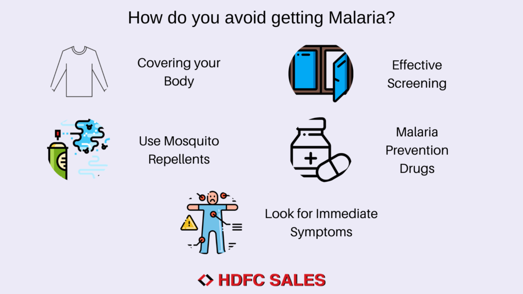 How to Avoid Getting Malaria?