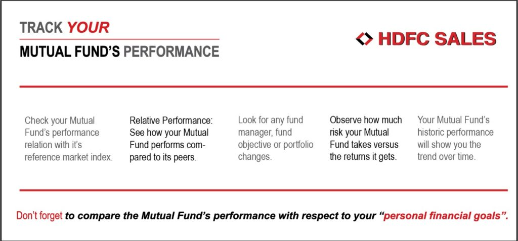 Mutual Fund's Performance Tracking