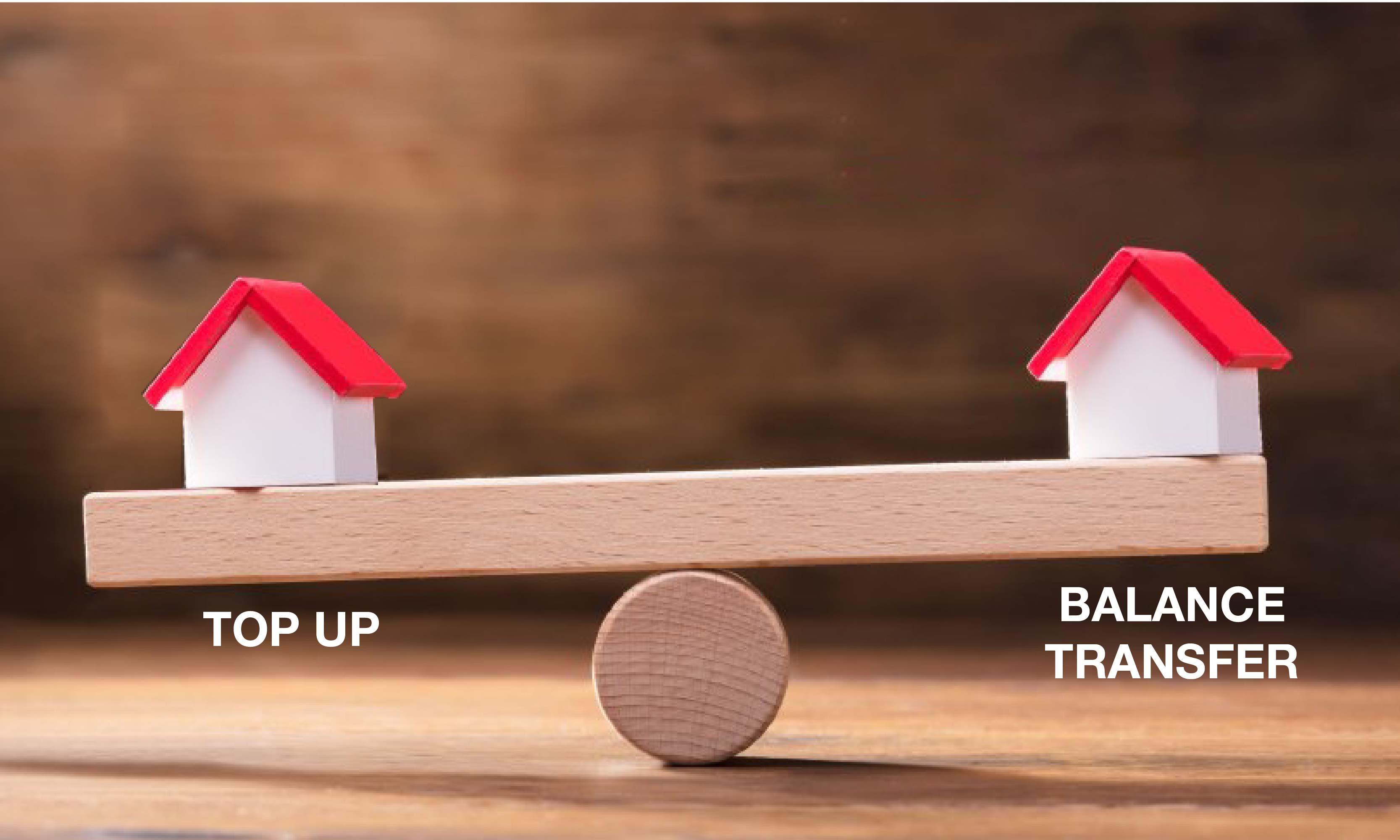 Home Loan Balance Transfer & Top Up