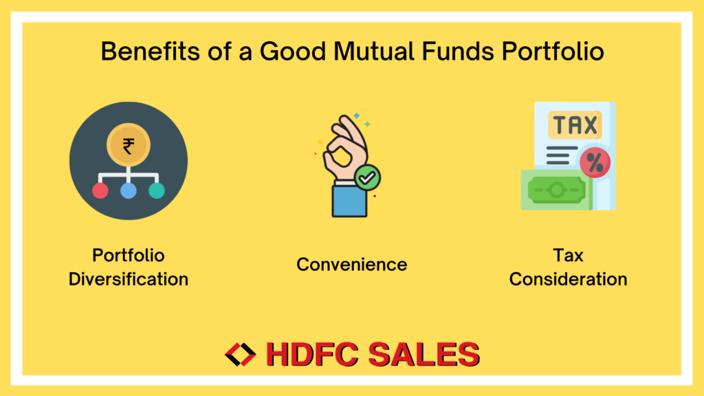 Benefits of a Good Mutual Funds Portfolio