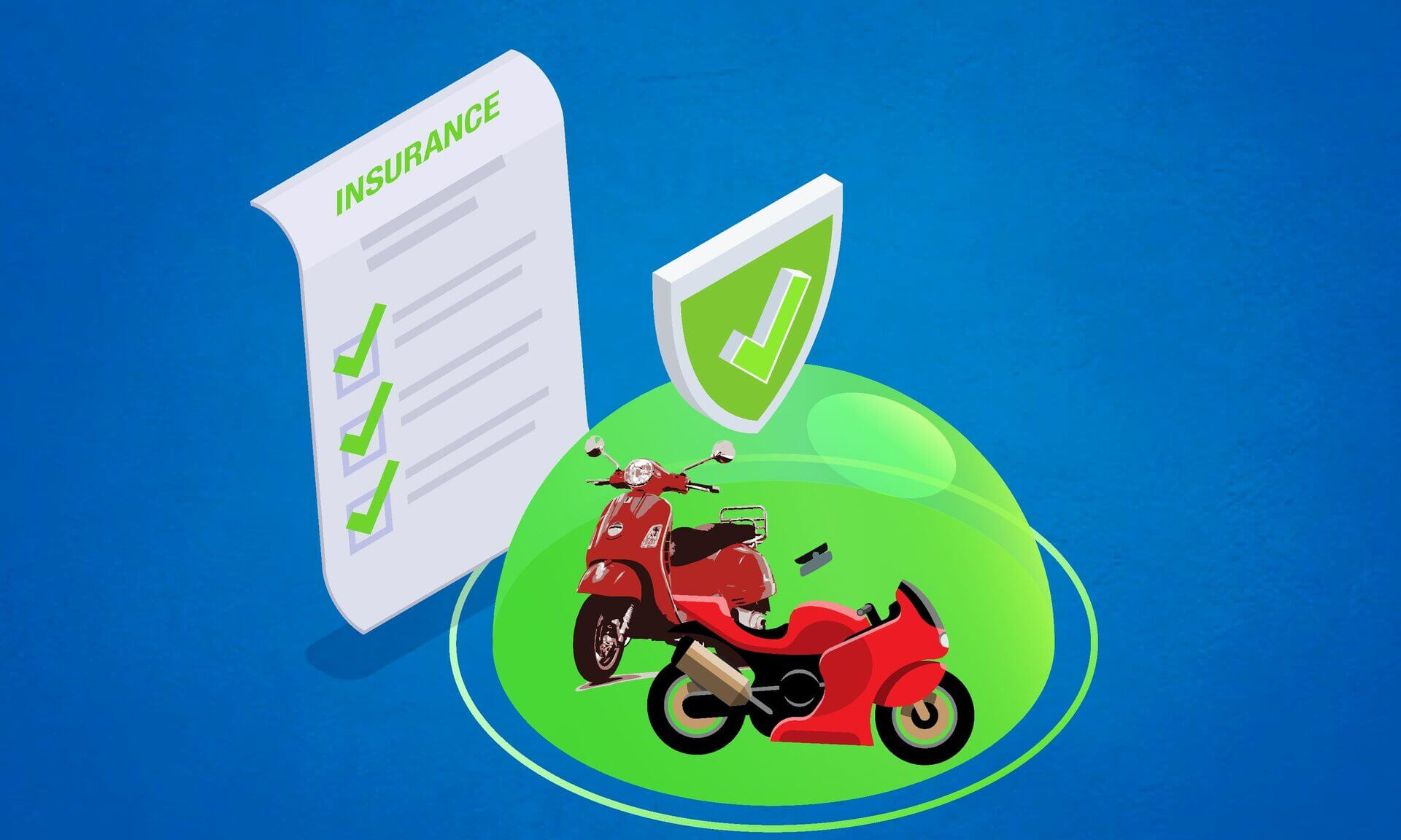 Two Wheeler Vehicle Insurance Policy