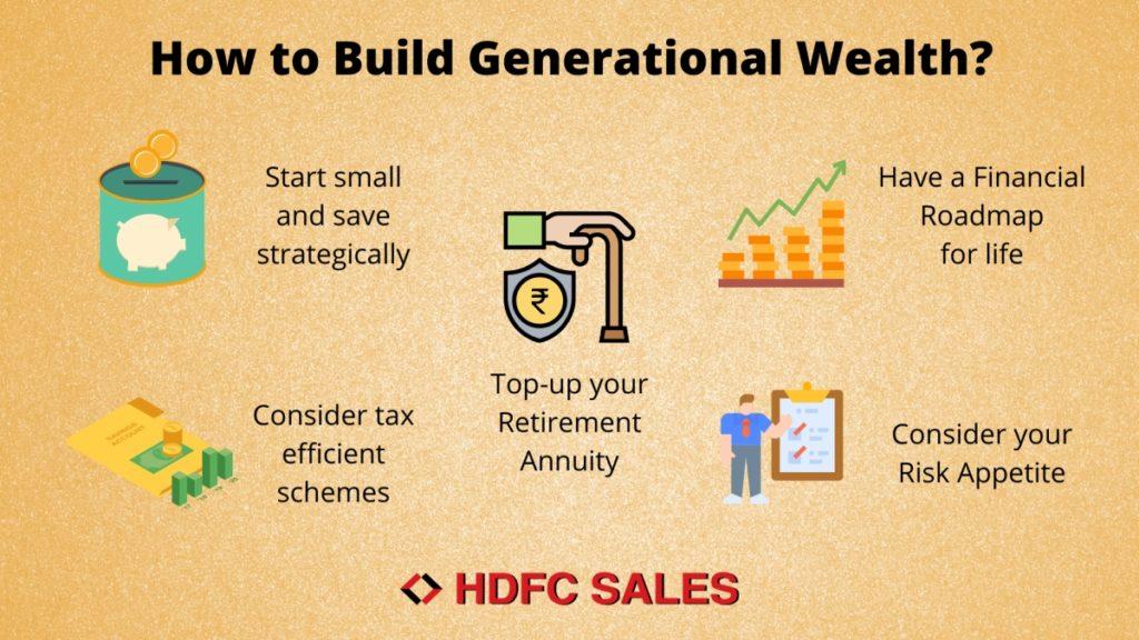 Ways to Build Generational Wealth
