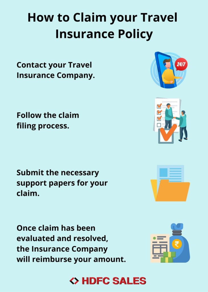 How to Claim Your Travel Insurance Policy