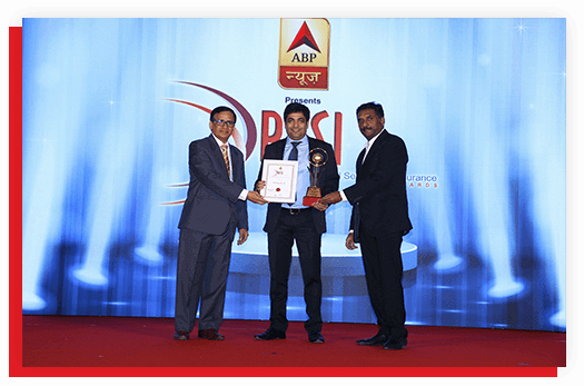 Awarded Most Admired Service Provider in Housing Finance by ABP News
