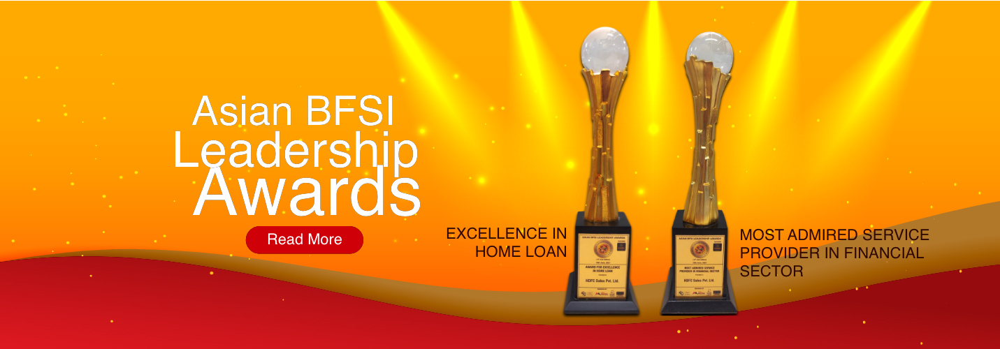 Awards and Accolades HDFC Sales