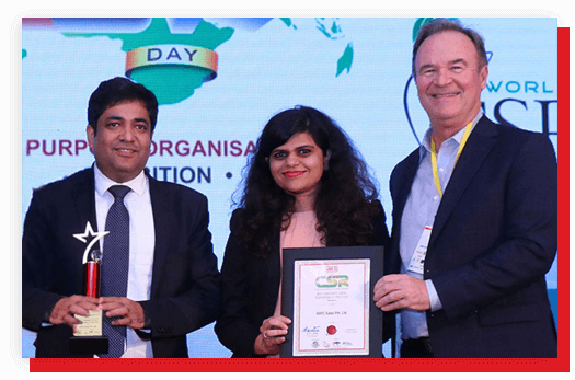 Best CSR Practices Awards by ET Now