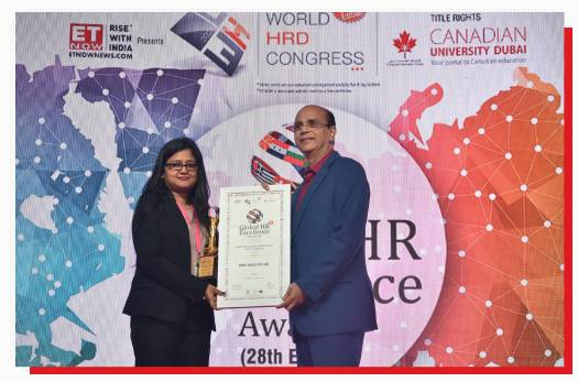 ET NOW | Global HR Excellence Award