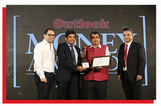 Silver at the Outlook Money Awards