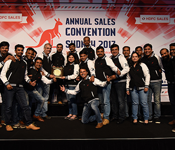 Annual sales convention 2017